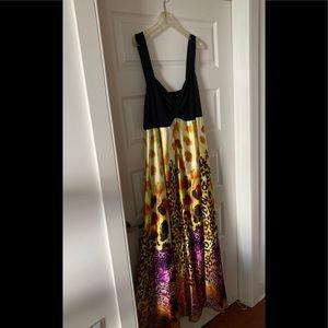 IGIGI Women's sz 22/24 Empire waist Maxi Dress